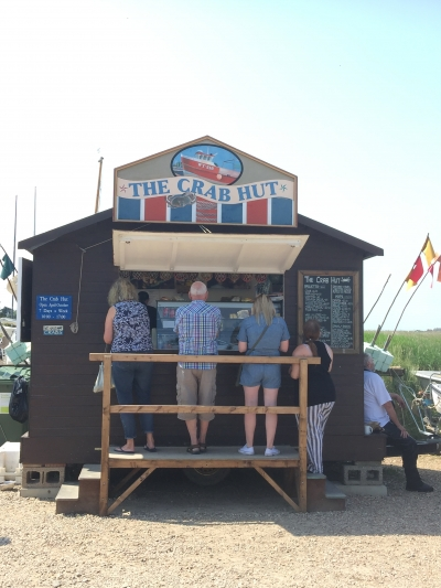 The Crab Hut